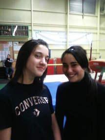 Anais et Laura 2 examens 2 réussites