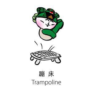 1er OPEN de ZONE Trampoline.