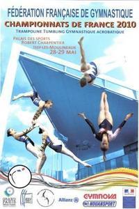 Championnat de France de trampoline