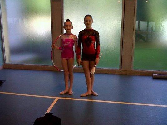 Finale régionale Gymnastique Rythmique