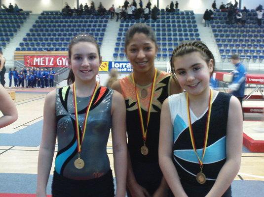 Finale régionale / METZ le 30 Janvier 2011
