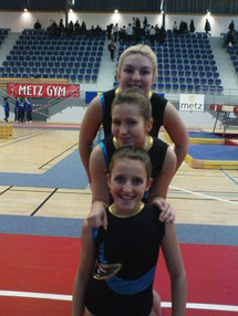 championnats de zone tumbling trampoline gym acrobatique