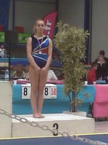 une médaille de bronze pour Elena Tomasetto
