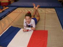 Championnats du Monde Jour J-8 , un rêve devenu réalité pour Marine