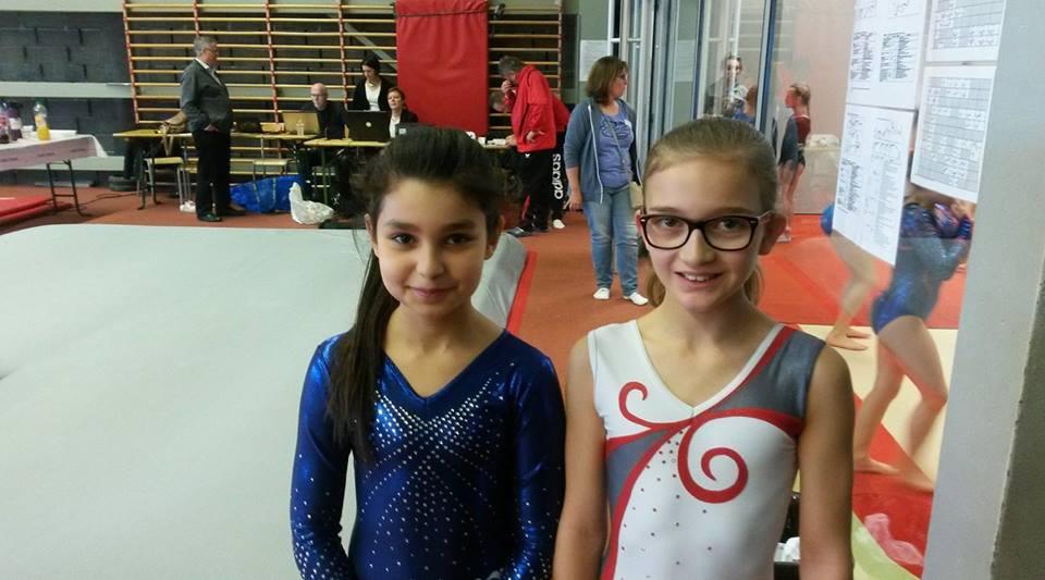 Ania et Axelle