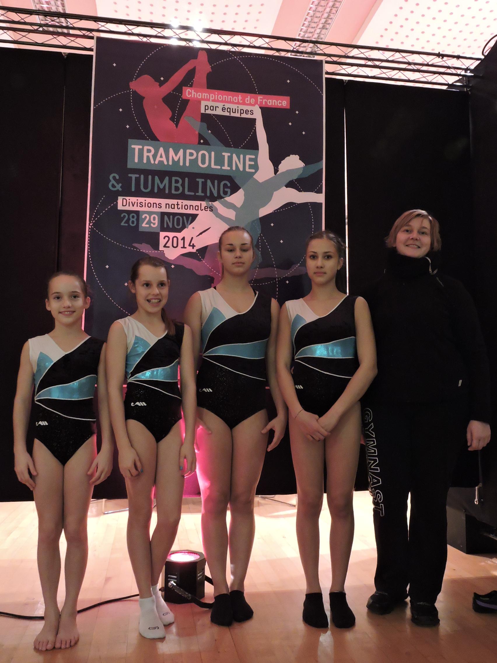 8ème aux championnats de france DN2