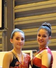 Résultats championnat de France individuelle de Gymnastique Rythmique