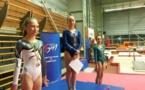 Résultats championnats régionaux individuel GAF