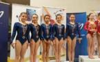Résultat du championnat régional par équipe GAF