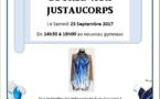 Bourse aux justaucorps
