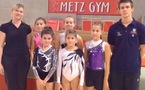 échange avec Metz Gym