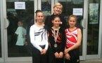 TUMBLING Championnat Inter-Zones Nord MORSANG / ORGE 07/04/2012
