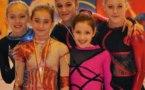 Résultats des championnats de la Zone Est de Gymnastique Rythmique
