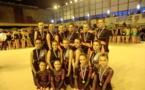 Résultats des championnats départementaux de gymnastique rythmique