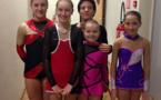 Résultats championnat de zone est Individuelle Gymnastique Rythmique