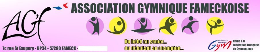 L'Association Gymnique Fameckoise